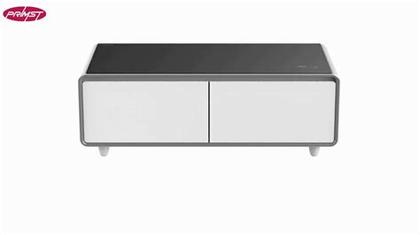 smart coffee table fridge smart coffee table with a built in fridge buy coffee
