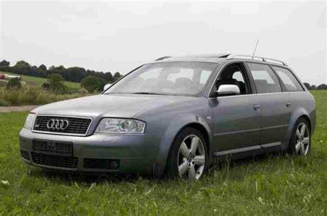 Audi A6 4b 3 0 Technische Daten by Audi S6 Quattro Avant Schalter 4b C5 V8 340 Ps Tolle