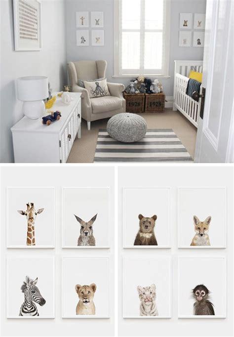 animal print blackout baby infant room curtains children framed nursery prints thenurseries
