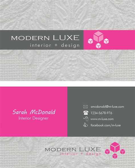 interior design business card templates free css 2014 100 free business cards psd