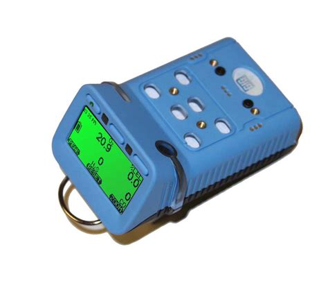 Multi Gas Detector gfg g460 multi gas detector with alkaline battery o2