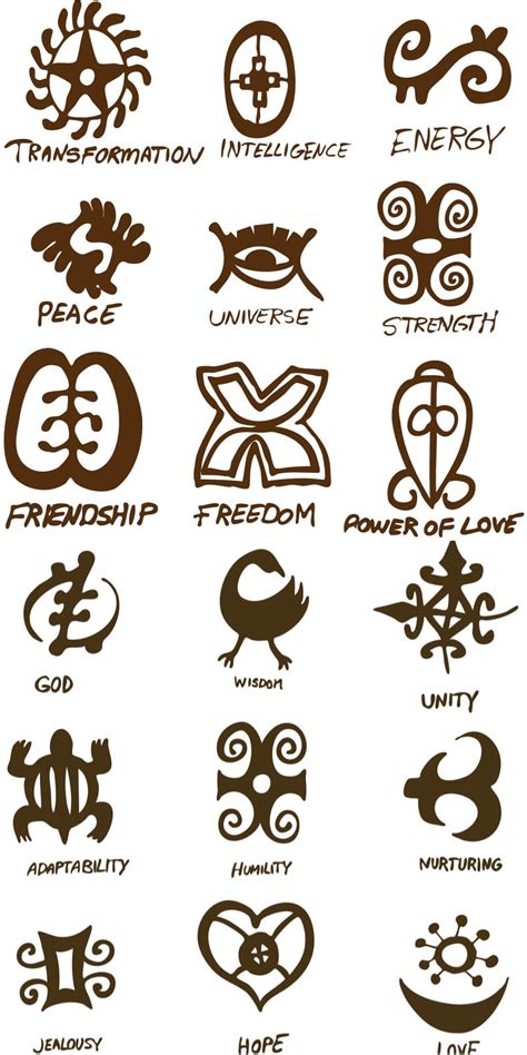 design art meaning ancient symbols friendship cool symbols and meanings