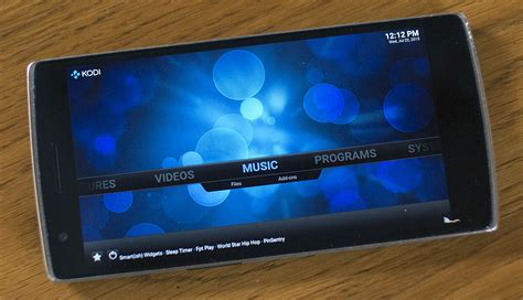 kodi xbmc android xbmc s kodi media player officially hits the play store