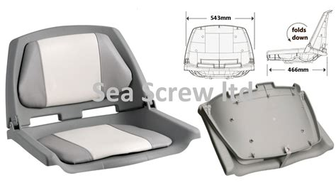boat bench seat backrest folding boat seat cushions chairs seating
