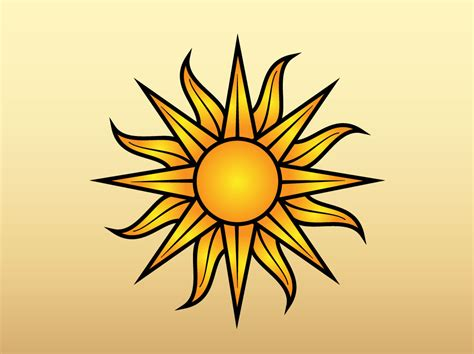 free sun clipart to decorate sun vector graphic vector graphics freevector