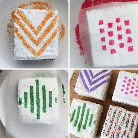 How To Make A Stencil With Wax Paper - best 20 patterned cake ideas on buy cake