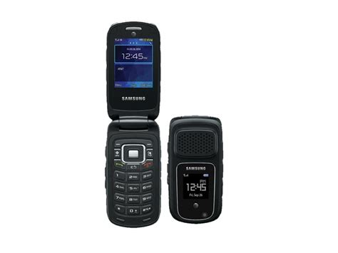 at t rugged cell phones samsung rugby 4 sm b780 rugged flip phone for att black fair condition used cell phones