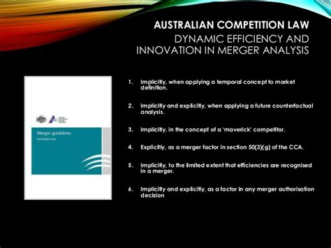 section 30 australian consumer law competition law in high technology industries insights
