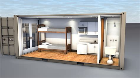 casa container 22 modelos 1 container 20 pes 6 x 2 4m