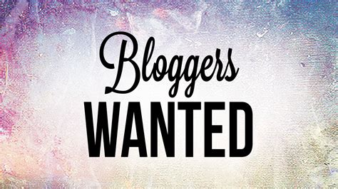 Blogger Needed   looking for blog writers cheerzone com