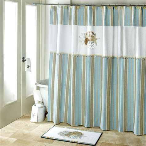 Avanti Shower Curtain by Avanti By The Sea Bath Shower Curtain Shopstyle Home