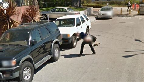imagenes asombrosas google maps las 10 fotos m 225 s divertidas de google street view taringa