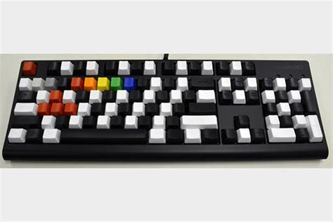 Key Concepts Home Design Wasd Custom Keyboards Put Colorware To Shame Technabob