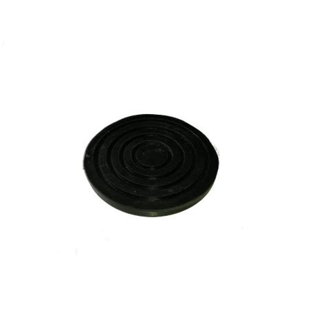 rubberboot ken rubber pad rond 85mm