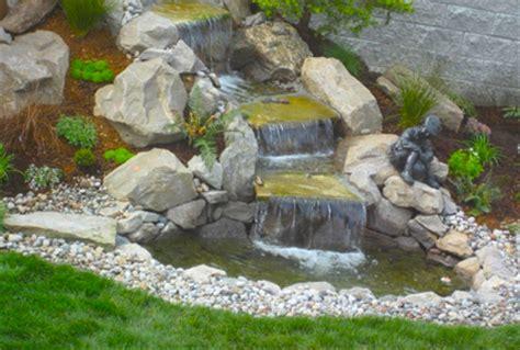 small backyard waterfall ideas backyard waterfall ideas pictures simple diy plans