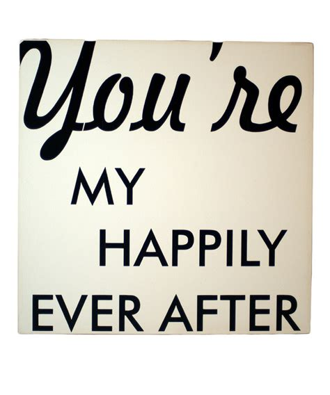 Kaos Happy After Black vinyl crafts black happily after wall happy after and my