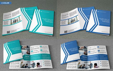brochure templates for photoshop cs5 bi fold corporate brochure sistec