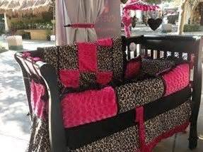 Baby Bedding Sets Animal Print Pink Animal Print Bedding Foter