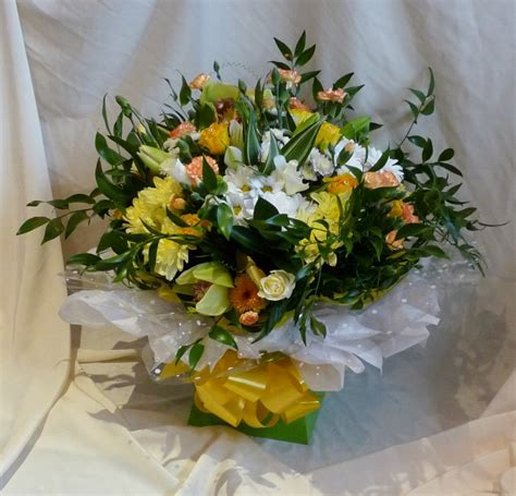 golden wedding anniversary bouquet flowers for all occasions from the flower house florist