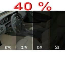40 118 x 19 7 black car window tint tinting tints 3m
