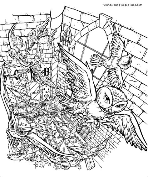 harry potter coloring book for adults grown ups harry potter color page coloring pages for