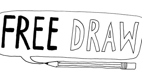 draw for free free draw the bridge progressive arts initiative