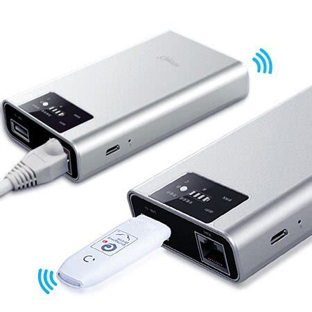 Dan Spek Wifi Portable router wifi portable multifungsi bisa powerbank dan repeater wifi tokoonline88