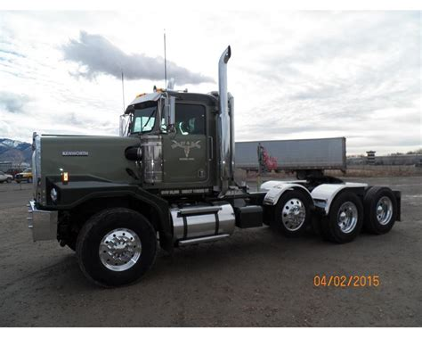 kenworth c500 for sale 1978 kenworth c500 day cab truck for sale 237 139 miles