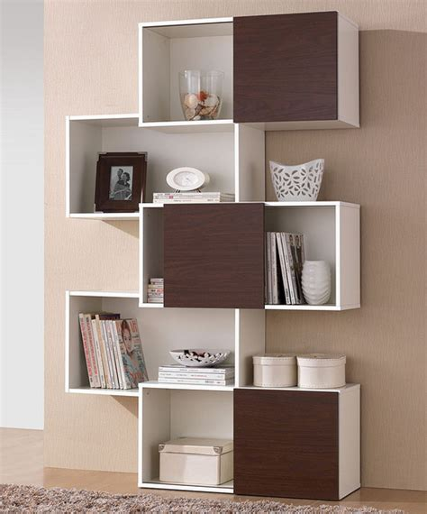 white modern bookshelves white walnut harriette modern bookcase modern bookcases