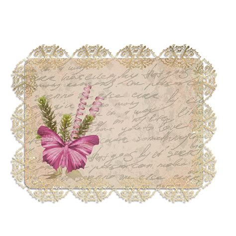 design flower tag free illustration tag vintage label butterfly free