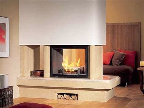 room divider gas fireplace inside the pie pinterest