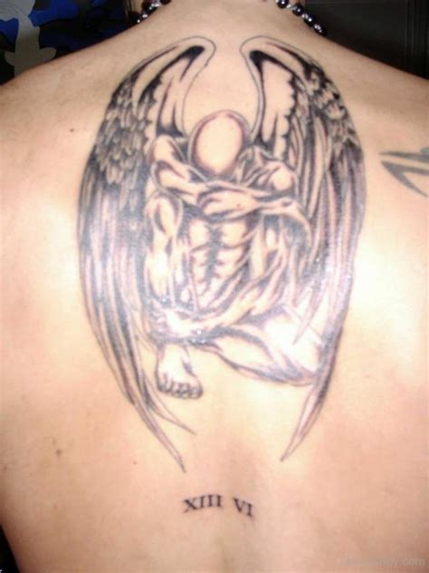 angel tattoos tattoo designs tattoo pictures page 5