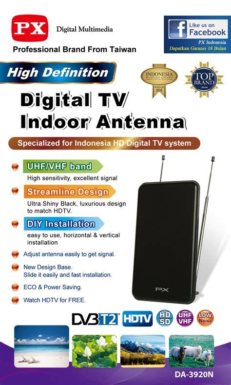 Px Digital Antenna Hda 1100 activities