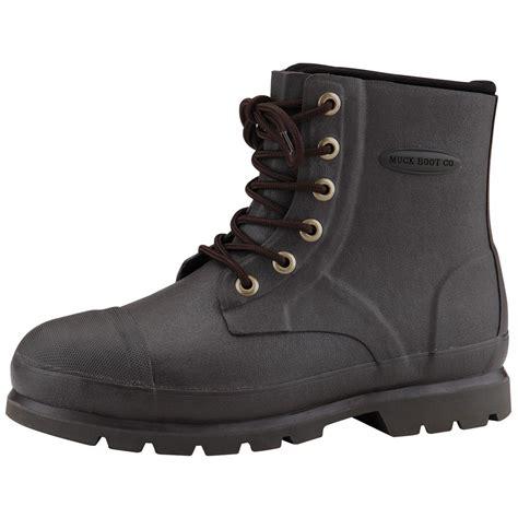 mens muck boots s muck boots foundation waterproof work boots