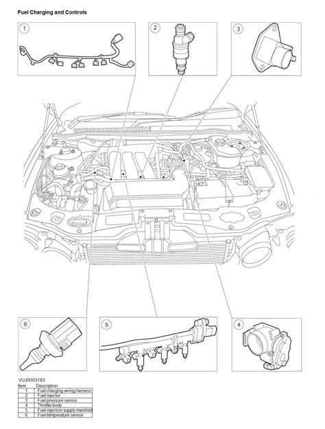 mazda millenia wiring diagram electrical schematic