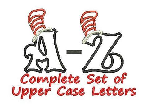 dr seuss printable alphabet letters 7 best dr seuss images on pinterest embroidery