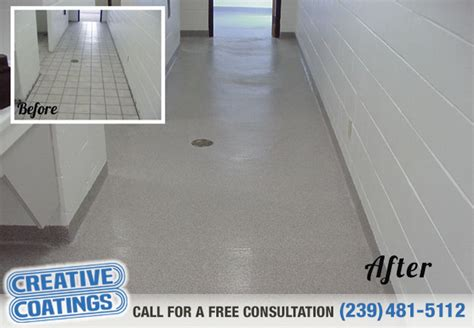 commercial epoxy floor coatings in naples fl