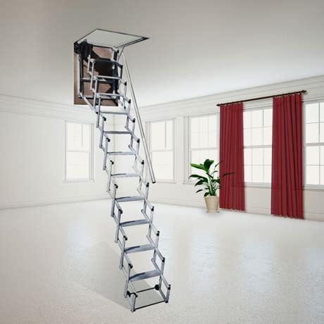 scala a scomparsa per soffitta retrattile elettrica motorizzata centroscaleretrattili it