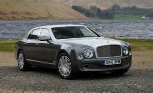 Mulsane Bentley Car And Driver