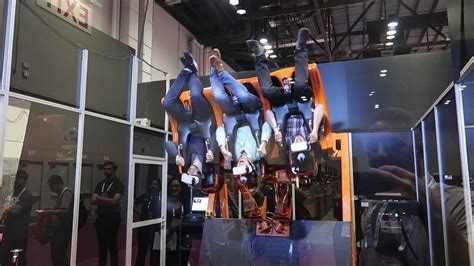 theme park expo new theme park roller coaster tech iaapa attraction