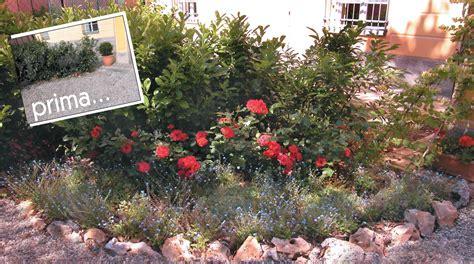 creare aiuole in giardino aiuole fiorite fai da te 11 passaggi fondamentali per