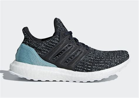 Adidas Ultra Boost Parley Blue Limited Edition parley adidas ultra boost cp8778 sneakernews