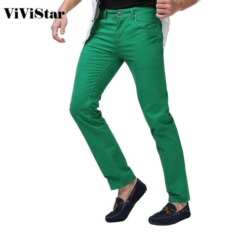 colored jeans in 2015 aliexpress com buy men jeans solid candy color 2015 new