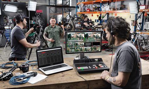 Blackmagic Atem Television Studio Pro Hd panorama audiovisual 187 a fondo estudio as 237 es el nuevo mezclador atem television studio pro hd