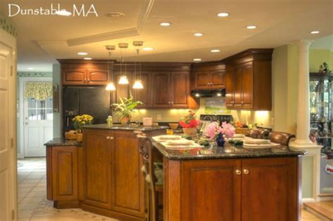 multi level kitchen island pin by dream kitchens kitchen and bathroom remodeling on