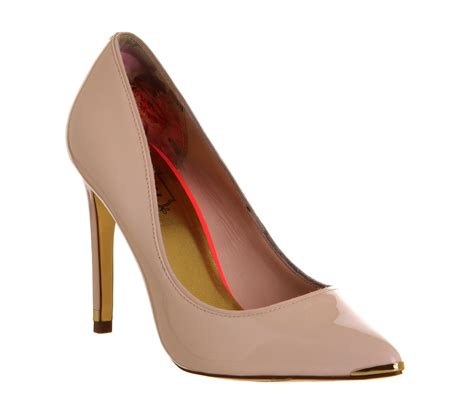 ted baker high heels womens ted baker thaya high heel patent leather heels