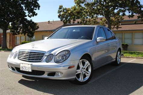 2004 Mercedes E500 by Buy Used 2004 Mercedes E500 4matic In Antelope