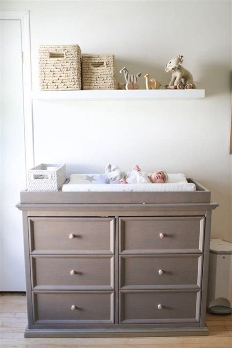 How To Make Your Dresser Into A Changing Table How To Build A Changing Table