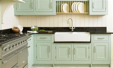 Kitchen Cabinets Uk by How To Paint Kitchen Cabinets Period Living