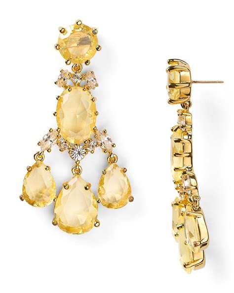 Kate Spade Up The Ante Statement Chandelier Earrings In Kate Spade Chandelier Earrings